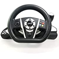 GAMEMON Racing Wheel Compatible With Xbox one Xbox360 PS4 PS3Nintendo Switch PC-USB Android With Gear and Pedal
