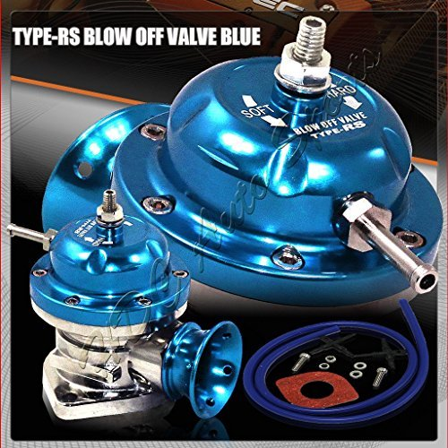 Greddy Style BOV Blow Off Value Type-rs Style Blue Color Universal Fit by (Universal Greddy Type)