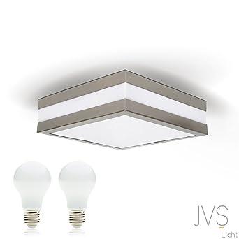 LED Deckenleuchte BadLampe AussenLeuchte PROVANCE E V IP - Led deckenleuchte fur badezimmer