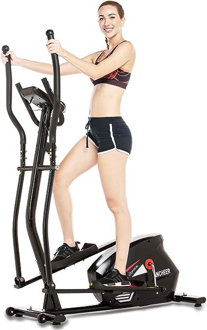 Crosstrainer Heimtrainer Ergometer Fitness Sport Leistungsstark Ellipsentrainer