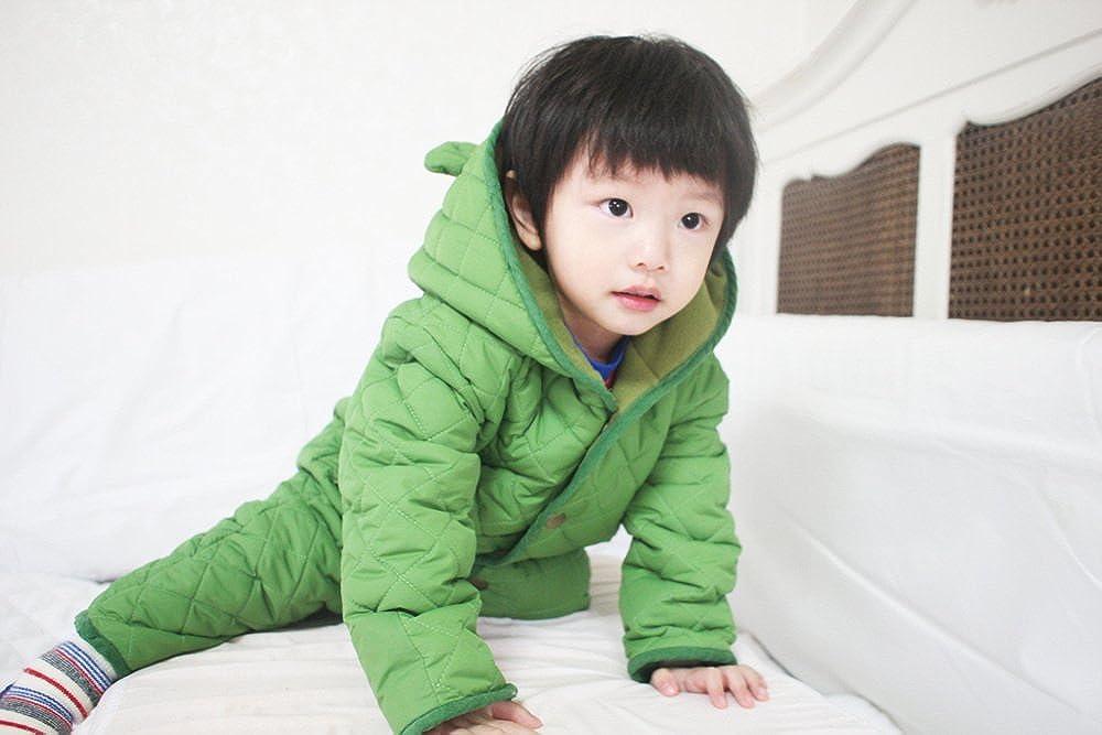 39eea255557e Vaenait Baby 6-24M Winter Hoodie Snowsuit Padded Jumpsuit Bear ...