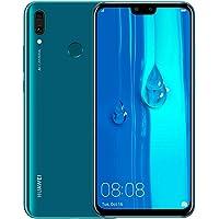 "Huawei Y9 2019, Smartphone 6.5"" FHD+, 64GB, 4000mAh Battery, Azul. Desbloqueado, Latam version"