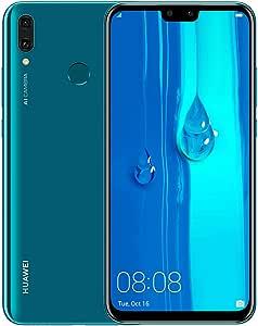 """Huawei Y9 2019 - Smartphone 6.5"""" FHD+, 64GB, 4000mAh Battery, Desbloqueado - Azul"""