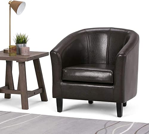 Best living room chair: Wynden Hall Parker 30 inch Wide Transitional Tub Chair