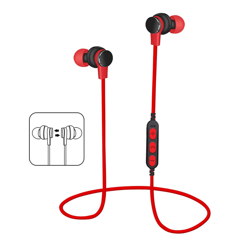Nosterappou Tarjeta enchufable MP3 Auriculares Deportivos ...