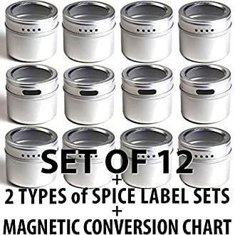 Magnetic Spice Rack Image