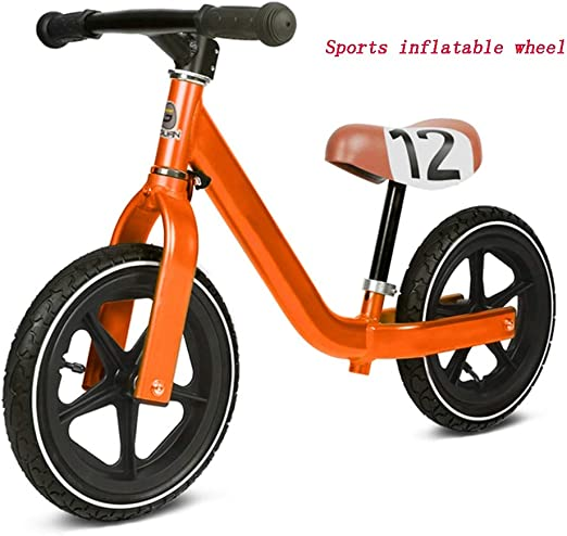 YUMEIGE Bicicletas sin Pedales Bicicleta de Equilibrio Rueda de ...