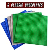 Classic Building Base Plates -6 set of 10