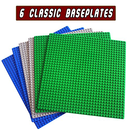 Classic Building Base Plates 10