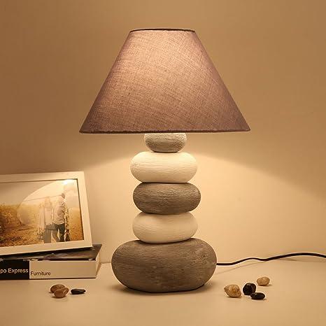 Moderna Cerámica Lámpara de mesa lámpara de escritorio Zen ...