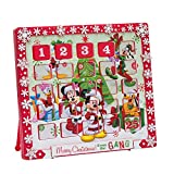 Kurt Adler 9.5'' Mickey Mouse and Friends Advent Calendar