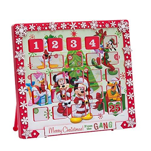 Kurt Adler 9.5' Mickey Mouse and Friends Advent Calendar