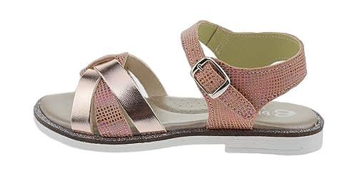 billowy scarpe  Billowy, Sandali Bambine Salmone, (Salmone), 29 EU:  ...