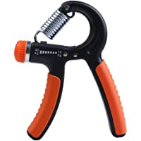 Konex Hand Gripper-Best Hand Exerciser Grip Strengthener Adjustable 10 Kg To 40 Kg (Color May Vary)