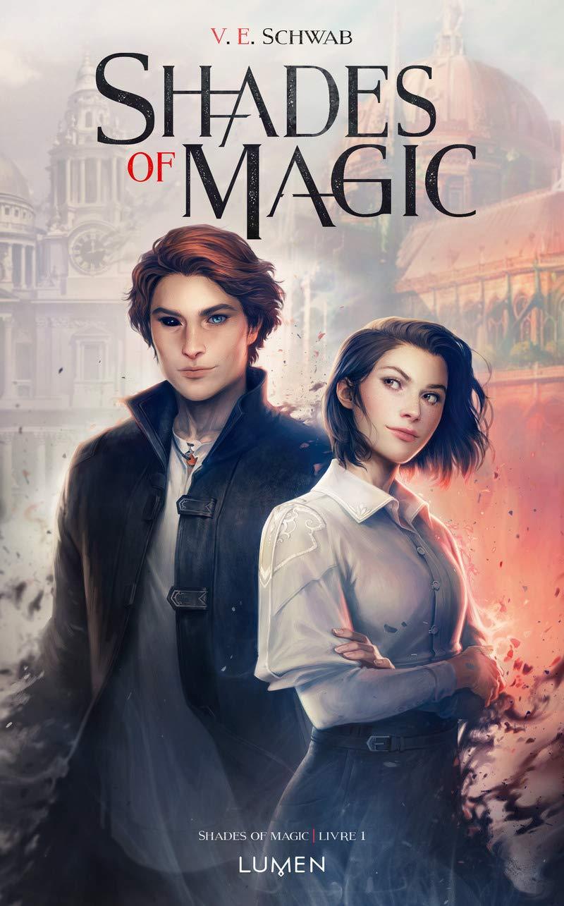 """Résultat de recherche d'images pour """"shades of magic tome 1"""""""