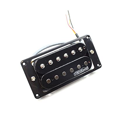 Wilkinson Mwhbn Electric Guitar Neck Pickup Humbucker Black High Output Al Instruments