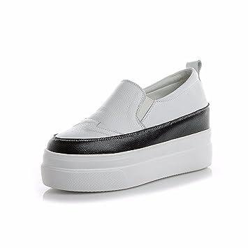 Gtvernh Se El Interior Incrementa Zapatos De Mujeren Torta La 6fwTO6x