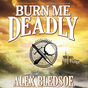 Burn Me Deadly Audiobook