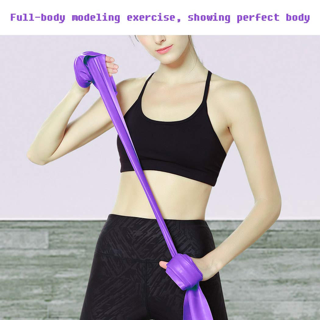 Hip Resistance Bands Non Slip Booty Exercise Bands for Legs Butt Workout Fabric Thick Resistance Loop Bands for Glutes,Physical Therapy,Stretch Fitness,Set of 3,Yoga Band and Carrying Bag Included Long Resistance Bands Pilates Strength Training Workout