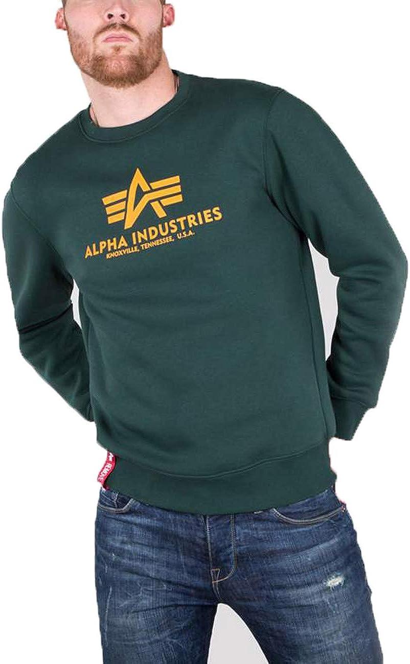 TALLA M. Alpha Basic Jersey para Hombre