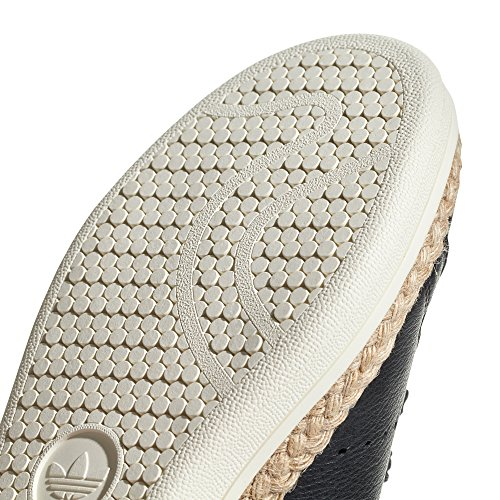Tennis Smith White Sneaker Blanc Core Femme Chaussures Stan Black off Adidas Mode Baskets 0wq5axFF