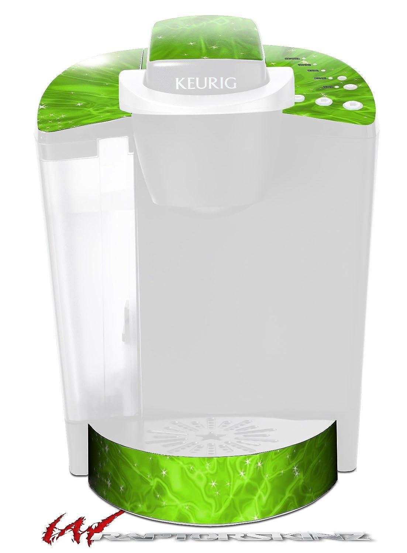 Stardustグリーン – デカールスタイルビニールスキンFits Keurig k40 Eliteコーヒーメーカー( Keurig Not Included )   B017AK4GUW