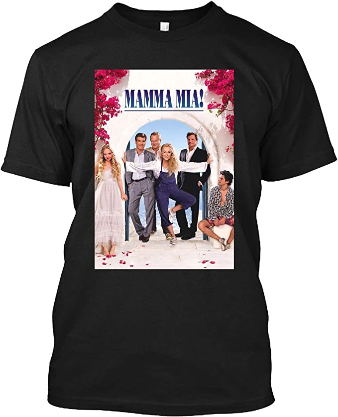 Mamma mia Amanda Seyfried Meryl Streep Colin Firth Dominic ...