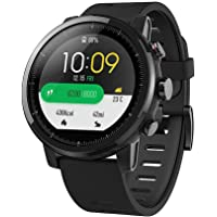 Xiaomi Huami AmazFit Stratos Smart Watch 2 Running Watch English Version - Black