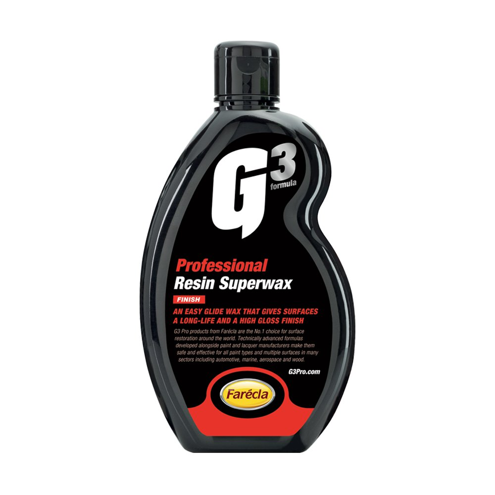 Farecla 7166 500 ml G3 Profesional Resina superwax Farecla Products Ltd