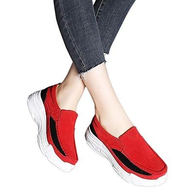 d85831e31b4a6  Feteso  カジュアルシューズ レディース フラットシューズ スニーカー ファッション持ち運び 快適 人気 2019 新品 fashion