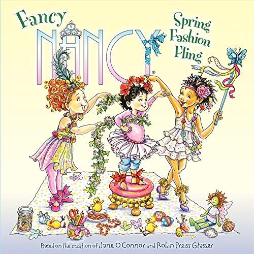 Download Fancy Nancy: Spring Fashion Fling pdf