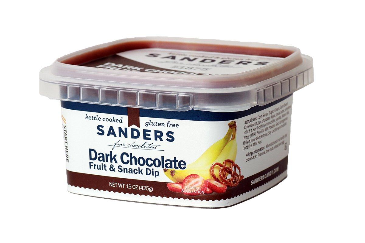 Amazon.com : New Product - Sanders Dark Chocolate Fruit & Snack ...