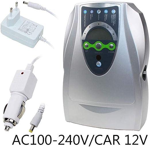 KAIXIN Verduras generador de ozono 500mg / h Digital Inicio ...