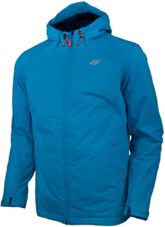 Jacket Kumn014 Ski Men's turquoise 4f 7TWtwPqw