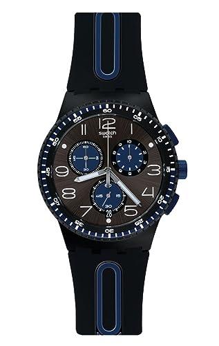 Swatch - SWATCH ORIGINALS CHRONO PLASTIC KAICCO SUSB406 - SUSB406: Amazon.es: Relojes