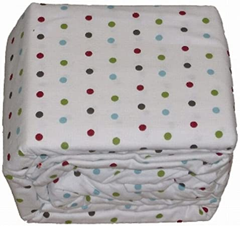 Target Flannel Sheet Set Colorful Polka Dots California King Bed Sheets Bedding Amazon Co Uk Kitchen Home