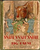 Snipp, Snapp, Snurr and the Big Farm, By Maj Lindman, 1st Edition, 1946