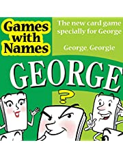 GEORGE'S GAME: Boys stocking filler for boys called George