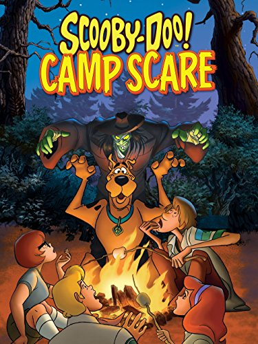 DVD : Scooby-Doo! Camp Scare