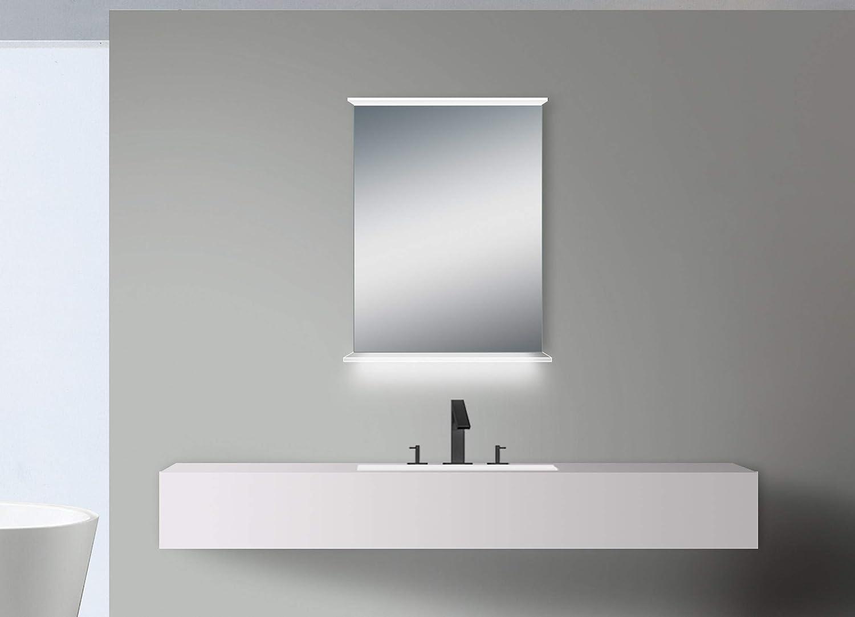 LED Bathroom Mirror with Lights Talos Home 45x65 Bathroom Mirror Wall Mirror