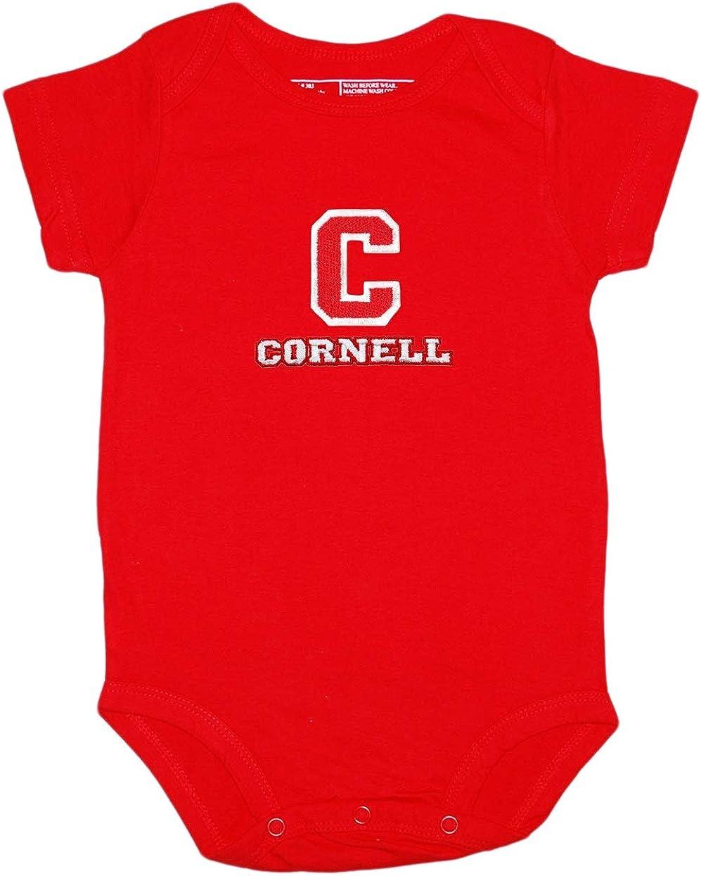 Creative Knitwear Cornell University Bears Baby and Toddler Polar Fleece Vest