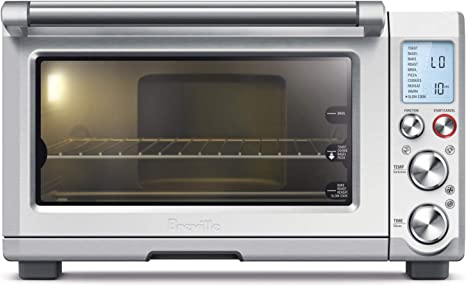 Amazon Com Breville The Smart Pro Toaster Oven 1 Stainless Steel Kitchen Dining