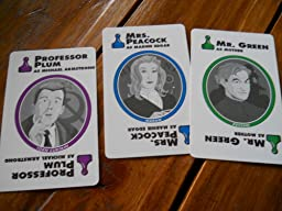 Professor plum poker