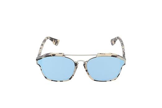 Christian Dior Damen Sonnenbrille Diorabstract A4, Schwarz (Havana A4e), 58