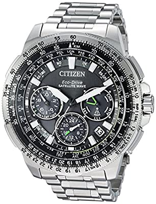 Citizen Men's Eco-Drive Promaster Navihawk Satelitte GPS Watch with Day/Date, CC9030-51E from Citizen Watch Company