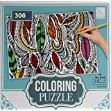 "Coloring Puzzle""Breath of Fresh Air"" by Joy Ting 300 Pieces"