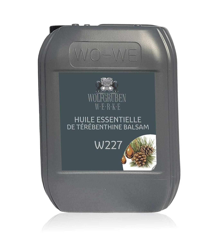 Huile essentielle de té ré benthine balsam W227 100% Naturelle, pour peintures 5L WO-WE
