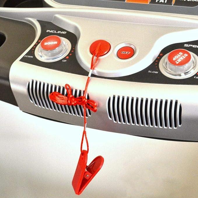 Lembeauty - Llave de Seguridad Universal para máquina de Correr ...