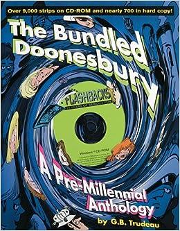 The Bundled Doonesbury With Cd-Rom: G  B  Trudeau: 9780836267525