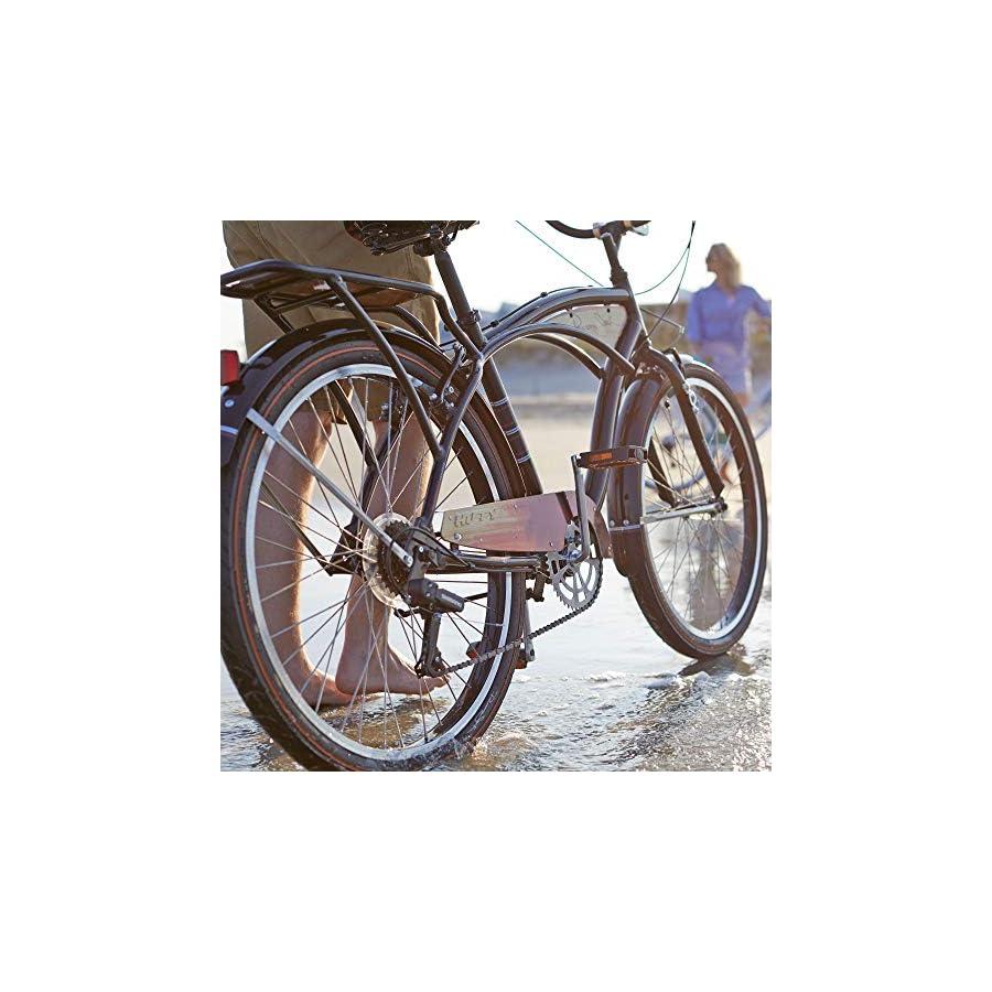 Huffy Panama Jack Beach Cruiser Bike 26 inch 6 Speed, Lightweight